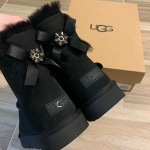 NWT Authentic Mini UGG Boots
